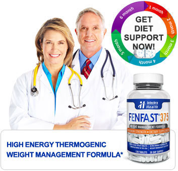 Add FENFAST 375 to Your Weight Loss Tools