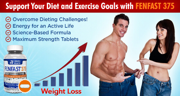 Support Your Dieting Efforts with FENFAST 375